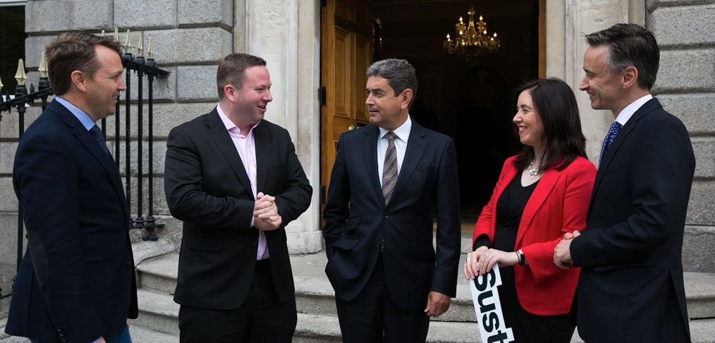 New initiative to turn Ireland's smartest sustainable ideas into commercial reality